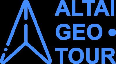 логотип АлтайГеоТур сайт